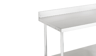 S/S Table & Shelving