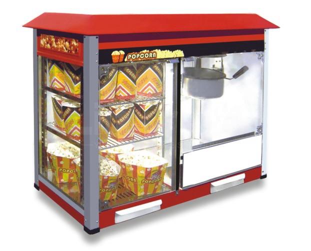 Popcorn Maker With  Showcase