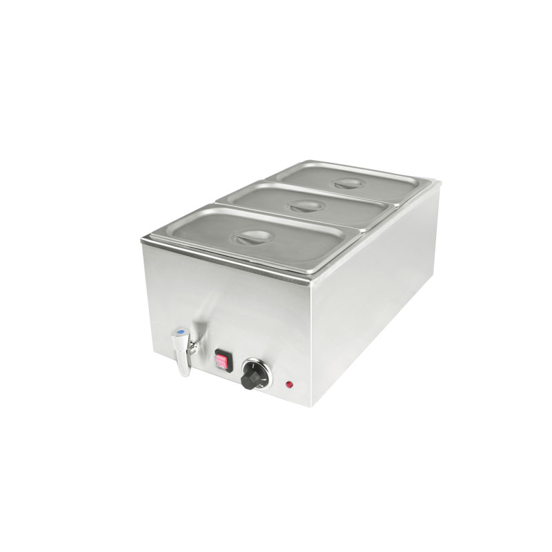 Electric Bain-Marie BM150-3B